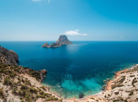 Playa Atlantis en Ibiza