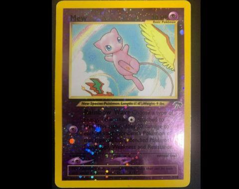 Pokémon cartas 1