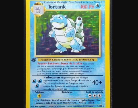 Pokémon cartas 16