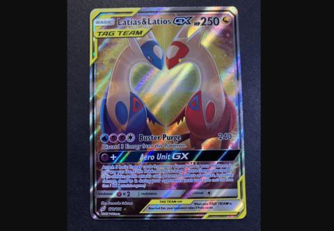 Pokémon cartas 6