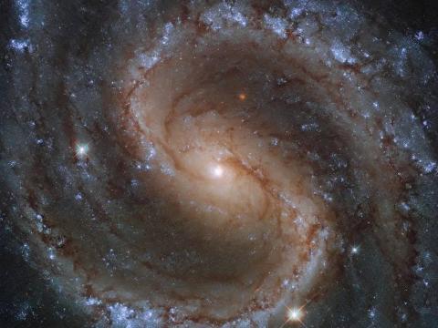 """La """"galaxia perdida""""."""
