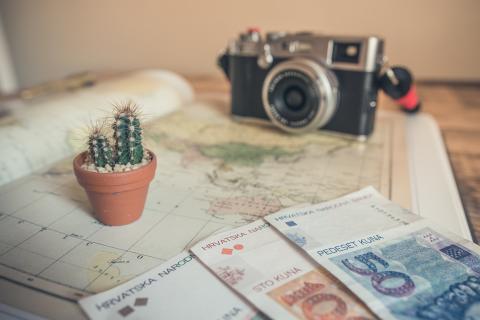 Presupuesto para un viaje