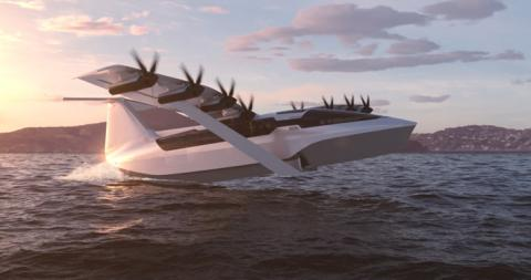 Al salir de puerto, el Regent tendrá velocidades de hasta 72 kilómetros por hora.