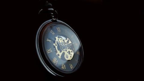 Reloj hora bolsillo