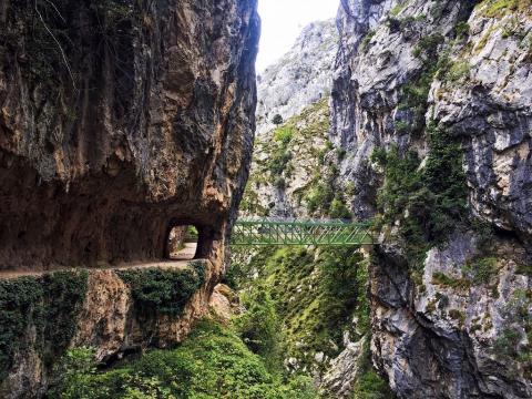 Puente de los Rebecos.