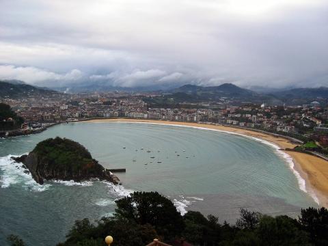 San Sebastián.
