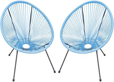 sillas de jardín Acapulco