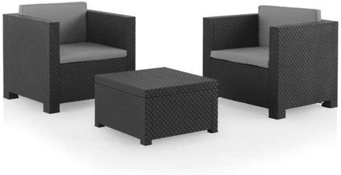 sillas y mesas jardín Shaf