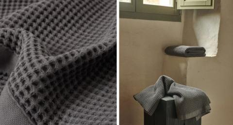 Toalla de algodón para baño. 19,99 euros tamaño bañera.
