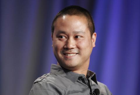 Tony Hsieh, el que fuera CEO de Zappos.