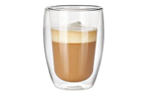 Vasos térmicos para bebidas de té y café.