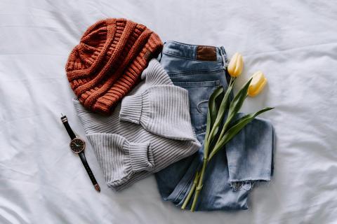 Vender ropa de segunda mano online