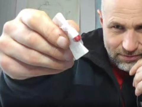 Esta píldora es un termómetro que se puede tragar y enviar lecturas de temperatura.