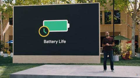 Wear OS Bateria