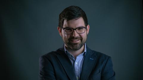 Xavier Ruiz, CEO y fundador de SmartMonkey