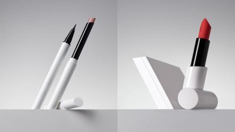 Perfiladores, eyeliners y labiales de Zara Beauty.