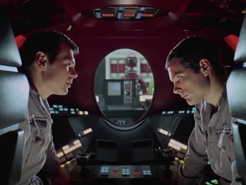 '2001: odisea en el espacio' es un drama en el género de la ciencia ficción.