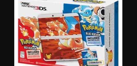 3DS Pokemon