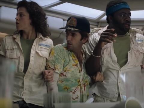 El casting de 'Alien: el octavo pasajero'.