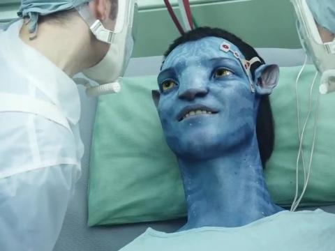 'Avatar' utilizó una impresionante tecnología de captura de movimiento.