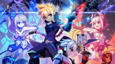 La desarrolladora Inti Creates, creadora de juegos como 'Azure Striker Gunvolt 2' (imagen), participará en el Indie Live Expo 2021.