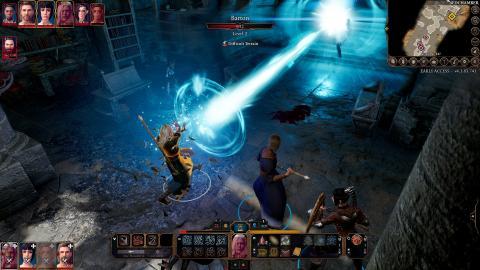 'Baldur's Gate 3' fue uno de los juegos estrella de Guerrilla Collective de otros años.