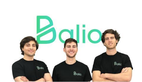 Guillem Roig (COO), Gerard Bernal (CEO),  y Sergi Benet (CMO).