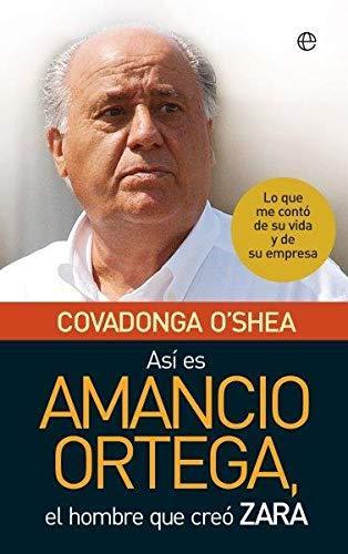 biografía Amancio Ortega