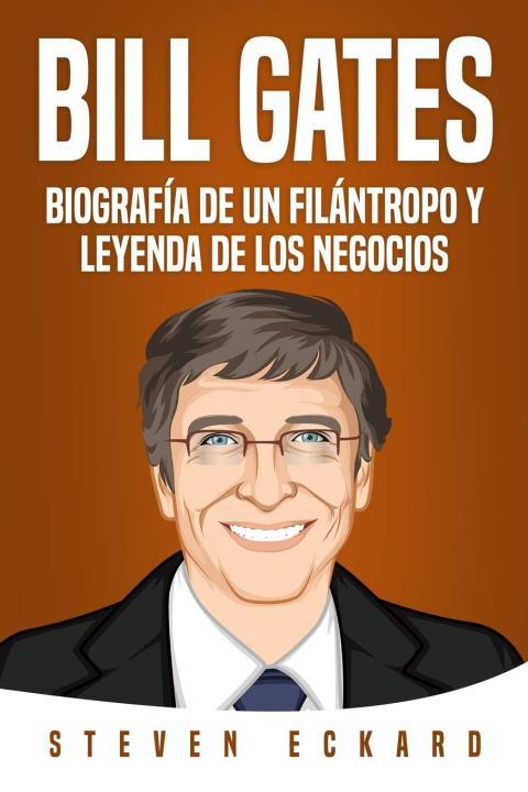 biografía Bill Gates
