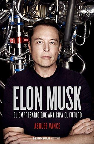 biografía Elon Musk