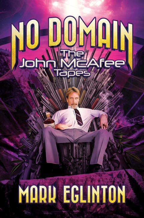 biografía John McAfee
