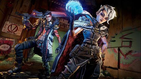 Los rumores apuntan a que Gearbox mostrará un juego spin-off de la saga 'Borderlands' (imagen).