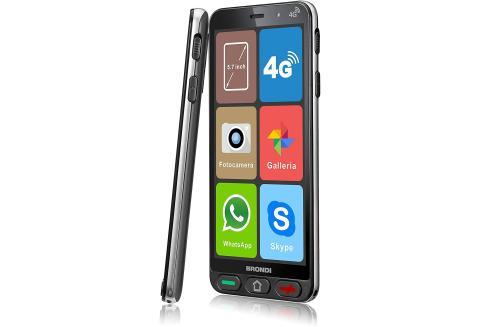 Brondi smartphone