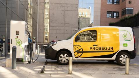 Car Sharing Prosegur, nuevo plan director de sostenibilidad
