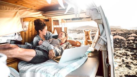 Caravana parejas