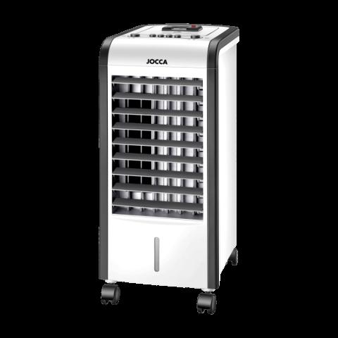 Climatizador 3 en 1 de Aldi con función antimosquitos.