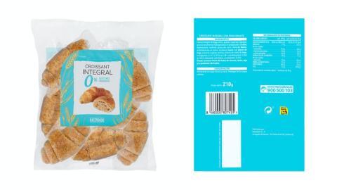 Croissant integrales Hacendado.