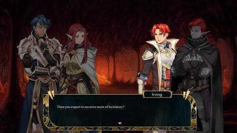 'Dark Deity' (imagen) podría ser uno de los juegos de la presentación de Freedom Games.