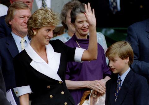 Diana de Gales, más conocida como princesa Diana o Lady Di.