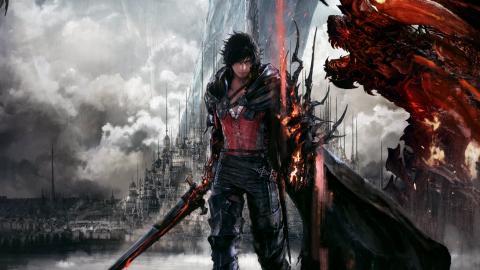 'Final Fantasy XVI' (imagen) se dejará ver en la E3 2021.