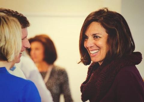 Fiona Cicconi, responsable de personal de Google.