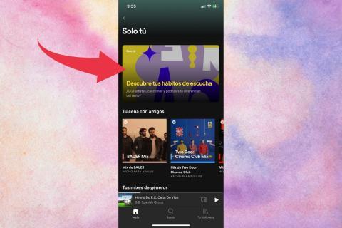Funcionalidad Solo Tú de Spotify