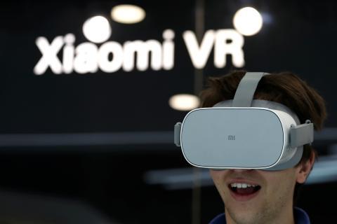 Gafas de realidad virtual de Xiaomi