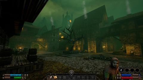 El recién lanzado 'Graven' (imagen) fue uno de los juegos que protagonizó el evento de Steam del pasado mes de febrero.