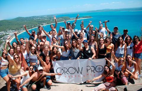 Una reunión de GrowPro Experience.