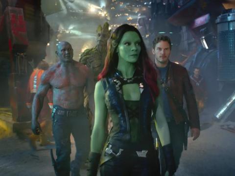 'Guardianes de la Galaxia' es una divertida entrega del Universo Cinematográfico de Marvel.