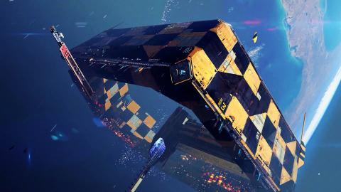 El popular juego espacial 'Harspace: Shipbreaker' tuvo su momento de gloria en la IGN Expo del año pasado.