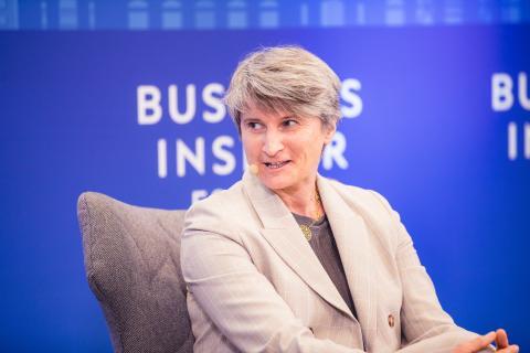 Hélène Valenzuela, directora general de Ouigo en España
