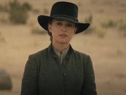 Natalie Portman en 'Jane Got a Gun'.
