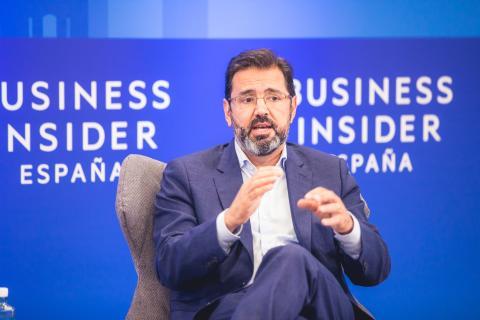 Javier Gándara, director general de easyJet para el Sur de Europa y presidente de la Asociación de Líneas Aéreas (ALA)